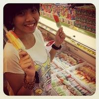 Photo taken at Giant Hypermarket by oya e. on 11/19/2011