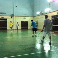 Photo taken at Dewan Seberguna Kpg Kuantan by Rizal F. on 9/9/2011