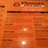 Photo taken at Phoenix Bar & Grill by Eric H. on 12/20/2011