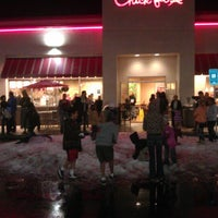 Photo taken at Chick-fil-A by chris on 12/2/2011