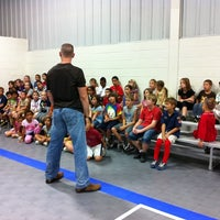 Photo taken at Team Chip Tae Kwon Do Centers by Glyn Ann T. on 8/17/2011