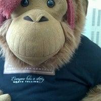 Das Foto wurde bei Burgie's Coffee & Tea Company von Shellie S. am 2/3/2012 aufgenommen