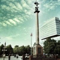 Снимок сделан в Трубная площадь пользователем И З. 6/19/2012