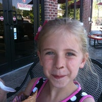 Photo taken at Cold Stone Creamery by Tommy O. on 4/9/2012