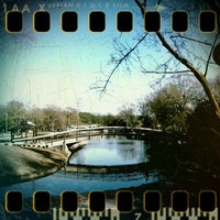Photo taken at Pullen Park by Alexandra R. on 3/10/2012