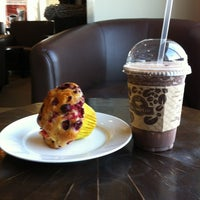 Photo taken at Second Cup by Justin D. on 3/22/2012