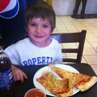 Photo taken at Vito's Pizzeria by Chrissy P. on 5/12/2012