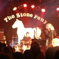 Photo taken at The Stone Pony by Brian T. on 5/27/2012
