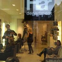 Photo taken at Hair Department by Baris W. on 1/15/2011