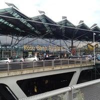 """Das Foto wurde bei Flughafen Köln/Bonn """"Konrad Adenauer"""" (CGN) von MyWhite C. am 8/5/2012 aufgenommen"""