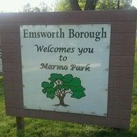 Photo taken at Emsworth Park by JC M. on 5/8/2011