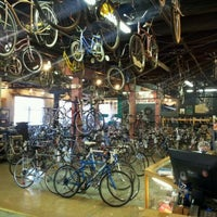 Photo taken at Working Bikes by Dongmin K. on 9/22/2011