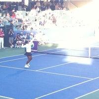 Photo taken at Taube Family Tennis Stadium by Mauricio C. on 7/27/2011