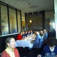 Photo taken at Brassica Mediterranean Kitchen & Wine Bar by Shannon M. on 1/21/2012