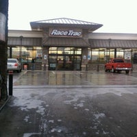 Photo taken at RaceTrac by Tony C. on 12/3/2011