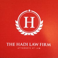 Photo taken at The Hadi Law Firm by Husein H. on 9/8/2012