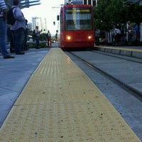 Photo taken at South Lake Union Streetcar by Will C. on 9/4/2011