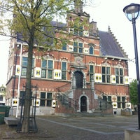 Photo taken at Stadhuis Klundert by Corné V. on 5/16/2012