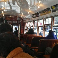 Photo taken at St. Charles Avenue Streetcar by Peter J. on 1/29/2012