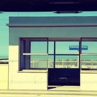 Photo taken at Stazione Falconara Marittima by Federica P. on 5/15/2012