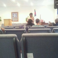 Photo taken at Milledgeville SDA Church by Jamey F. on 4/14/2012