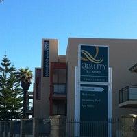 Photo taken at Quality Resort by Won K. on 8/30/2012