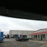 Photo taken at Rockey's Moving And Storage by Eric B. on 12/5/2011