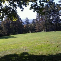 Photo taken at Linden Hall by David F. on 10/9/2011