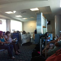 Photo taken at Gate 7 by David G. on 3/1/2012