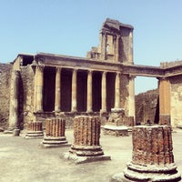 Photo taken at Area Archeologica di Pompei by Maarten V. on 7/11/2012