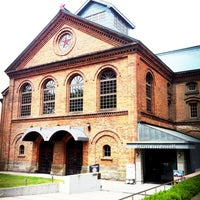 Photo taken at Sapporo Beer Museum by TKSS on 7/1/2012