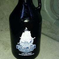 Photo taken at Port Jeff Brewing Company by Steven S. on 1/11/2012