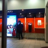 Photo taken at Banco de Crédito BCP by Gerson G. on 3/30/2012