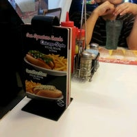Photo taken at Steak 'n Shake by Terry S. on 5/16/2012