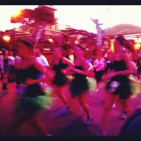 Photo taken at Tinkerbell 1/2 Marathon Health And Fitness Expo by David B. on 1/29/2012