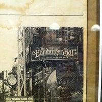 Photo taken at Harry's Hamburger Barn by Carlos I. on 3/27/2012