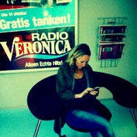 Photo taken at Radio Veronica by peter h. on 10/28/2011