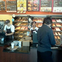 Photo taken at Dunkin Donuts by Alex T. on 9/2/2011