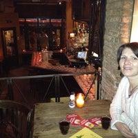 Photo taken at Café De Groene Vlinder by Berry v. on 2/1/2012