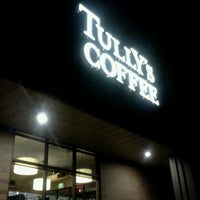 Photo taken at Tully's Coffee by Nikki M. on 11/27/2011