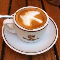 Photo taken at Gloria Jean's Coffees by Burcu E. on 8/13/2011