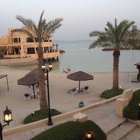 Photo taken at Novotel (Al Dana Resort) by Bohashel on 6/10/2012