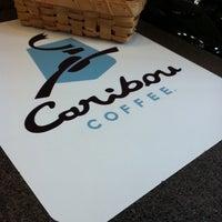 Photo taken at Caribou Coffee by Joe B. on 9/16/2011