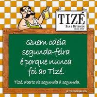 Foto tirada no(a) Tizé Bar e Butequim por Rokkon em 8/13/2012