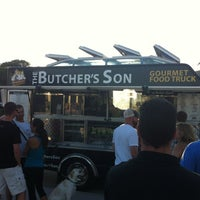 Photo taken at The Butcher's Son by Lindsay P. on 7/13/2012