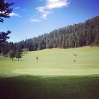 Photo taken at Evergreen Golf Course by Logan H. on 7/28/2012