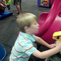 Photo taken at Chuck E. Cheese's by James B. on 6/16/2012