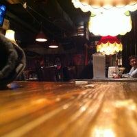 Снимок сделан в Ё-бар пользователем Ivan K. 5/3/2012