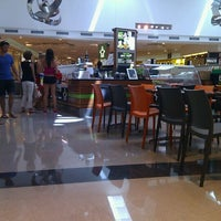 Photo taken at ENEX100 Food Court by Andrew P. on 2/4/2012