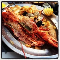 Photo taken at Iberia Tavern & Restaurant by Chelsea F. on 6/2/2012